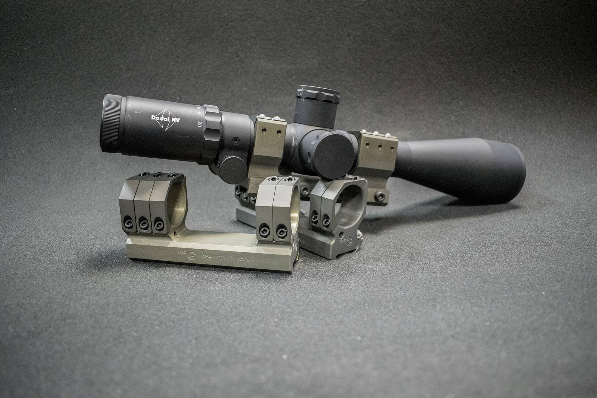 Кронштейн D34 Dedal-NV Универсальный