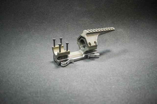 Кронштейн D34 (D30) Barrett