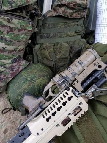 ложа и приклады для оружия