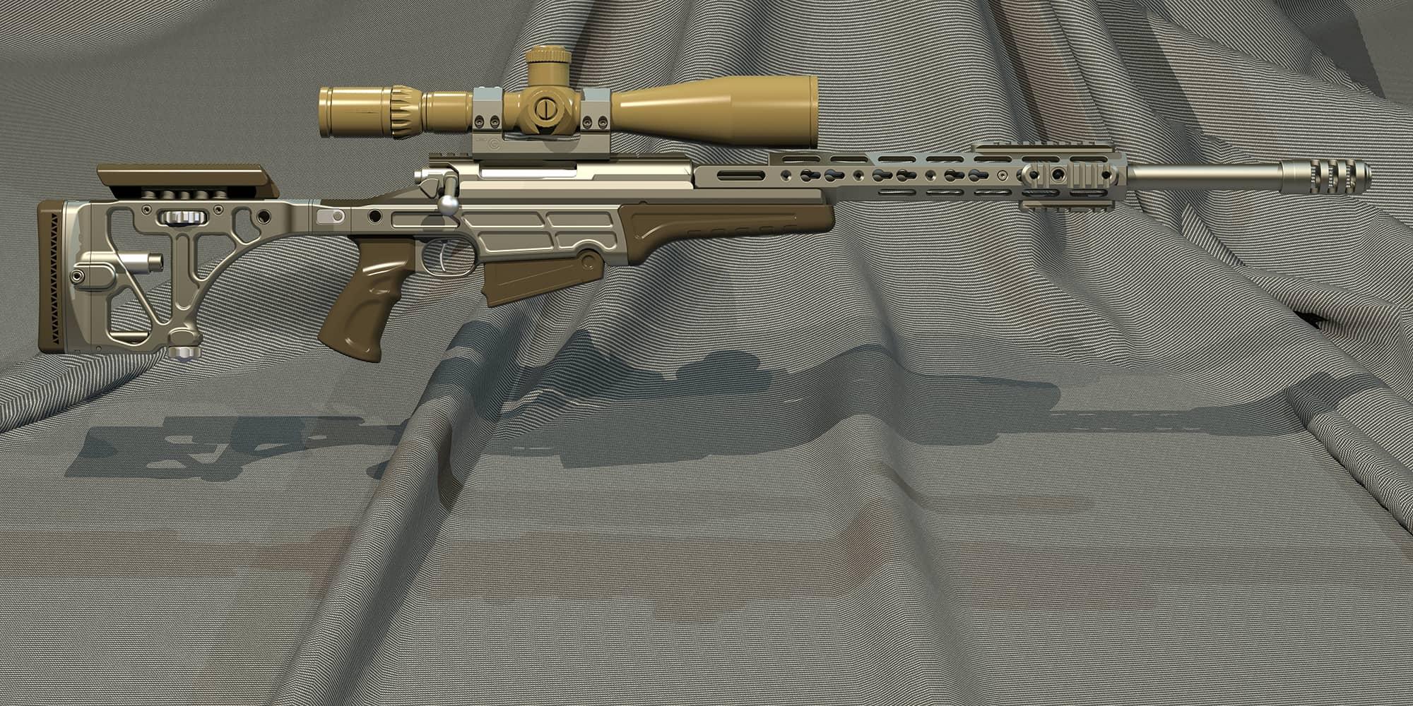 СВ-98 с прикладом М11В Ложа OV-SV98